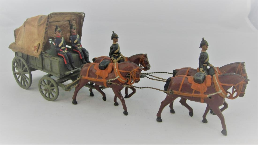 Britains Set #145 Royal Army Medical Wagon