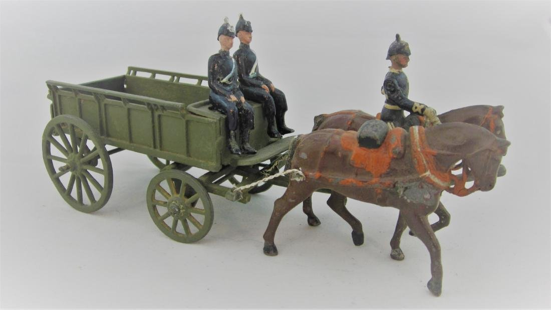 Britains Set #146 Army Service Corp Wagon