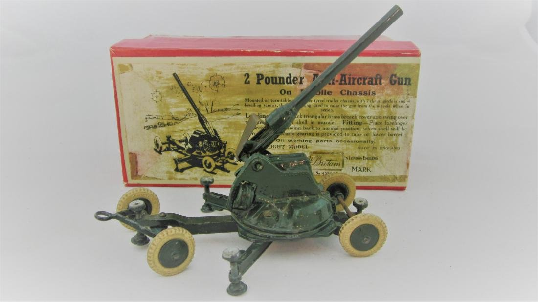 Britains Set #1717 Mobile Anti-Aircraft Gun
