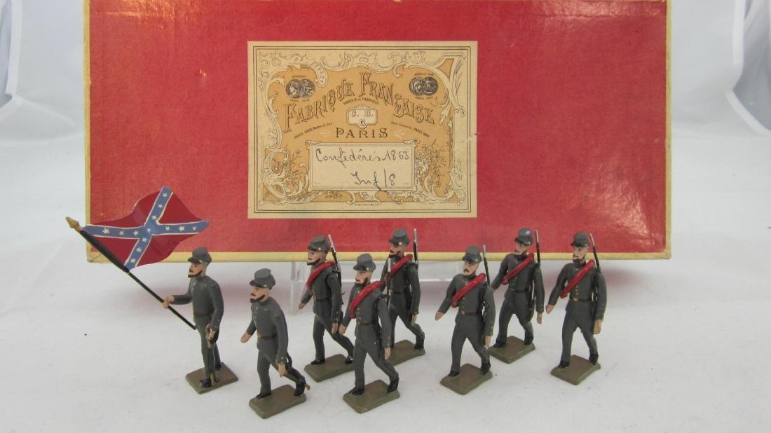 Mignot American Civil War Confederates