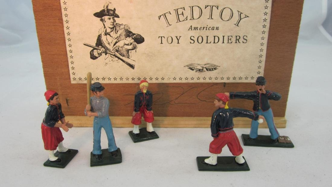 Tedtoys Camplife Series Union Baseball Game