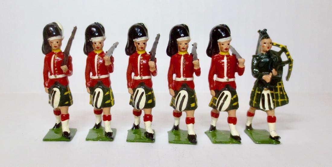 Britains Set #77 Gordon Highlanders