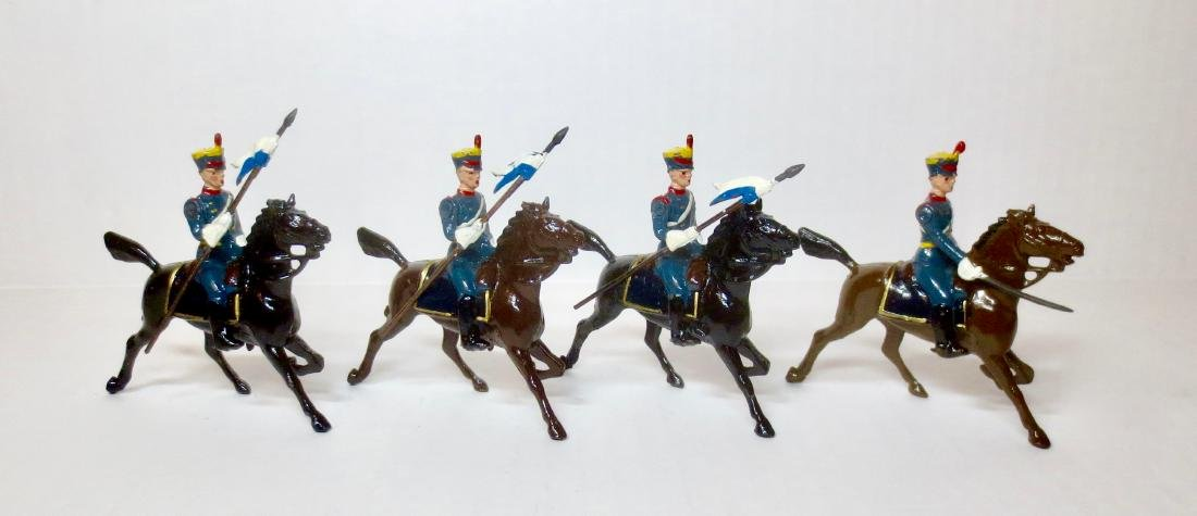Britains Set #217 Argentine Cavalry with Officer