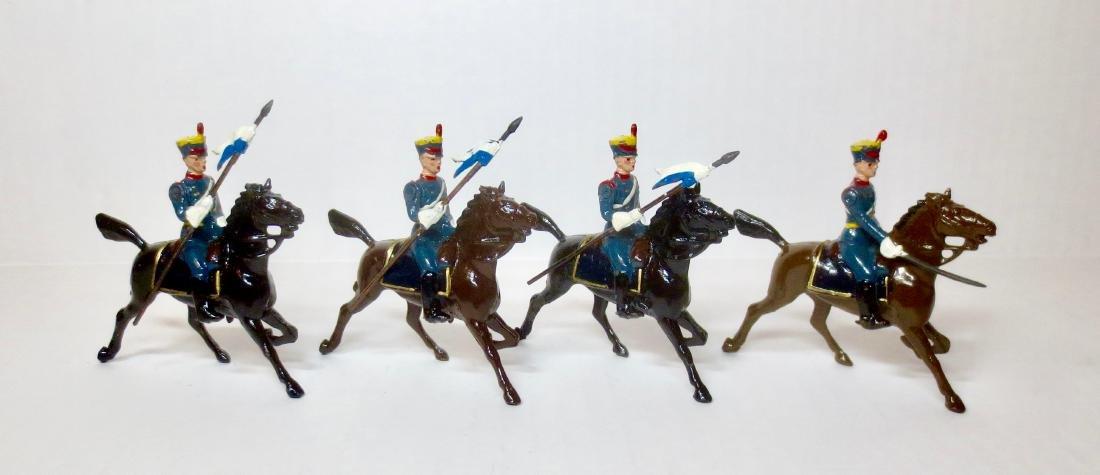 Britains Set #217 Argentine Cavalry with Officer