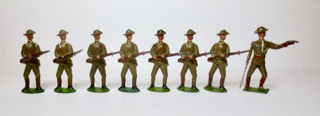 Britains Set #104 City Imperial Volunteers