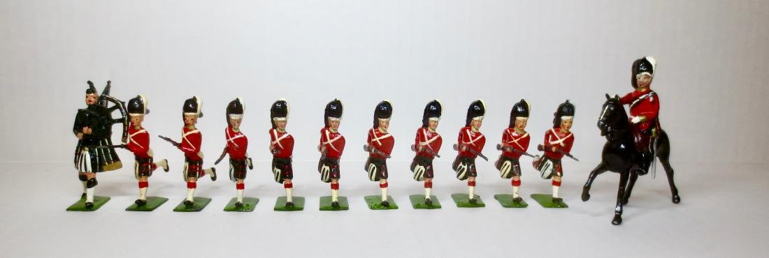 Britains Set #9332 Seaforth Highlanders