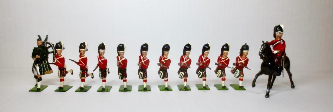 Britains Set #9332 Seaforth Highlanders