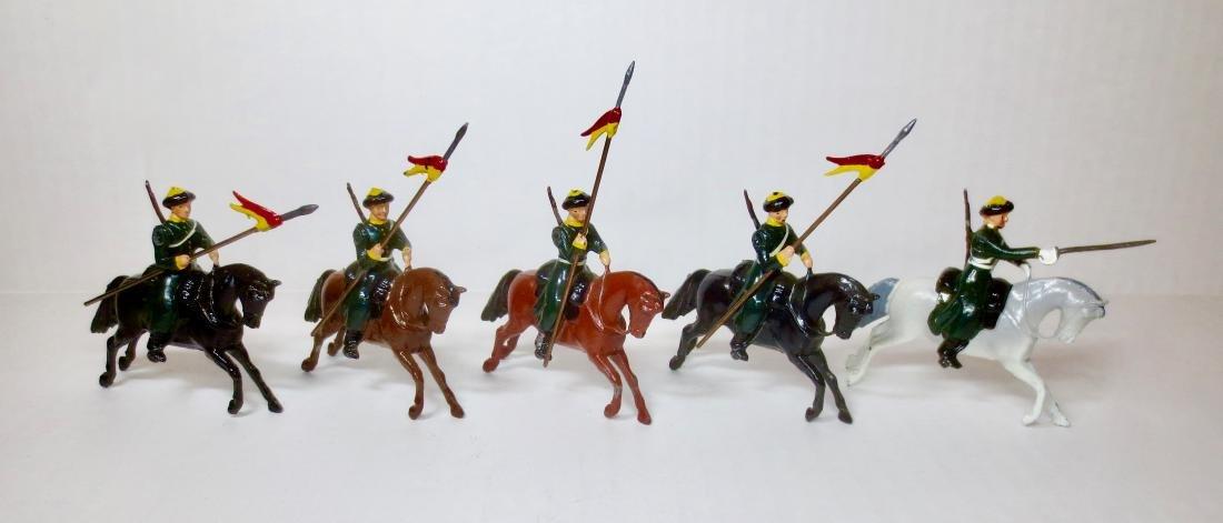 Britains Set #136 Imperial Russian Cossacks