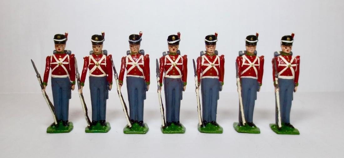 Britains Set #9155 Fort Henry Guards
