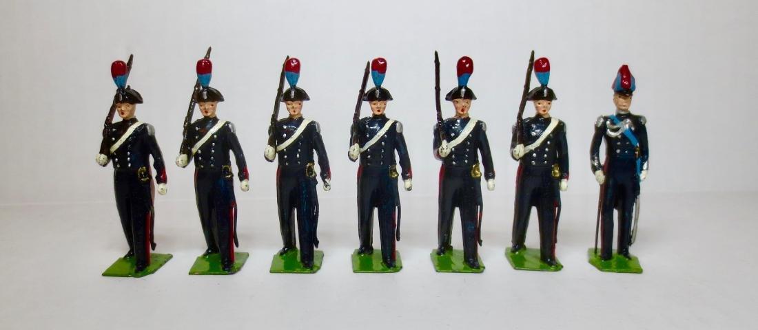 Britains Set #1437 Italian Carabinieri
