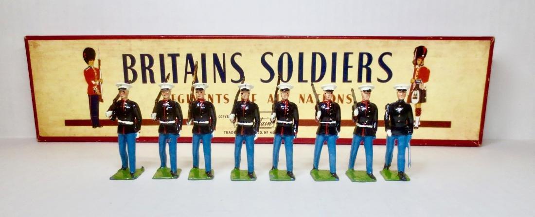Britains Set #228 The U.S. Marine Corps