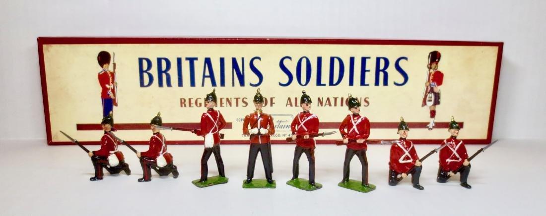Britains Set #17 The Somerset Light Infantry