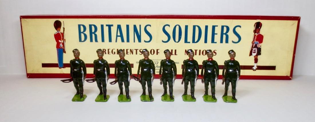 Britains Set #197 King George V's Gurkha Rifles