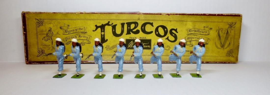 Britains Set #191 Turcos