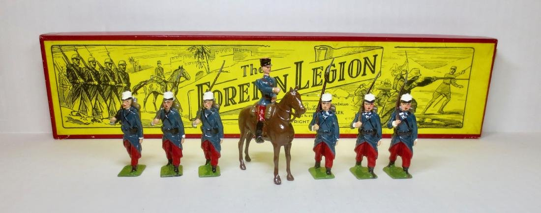 Britains Set #1711 The Foreign Legion