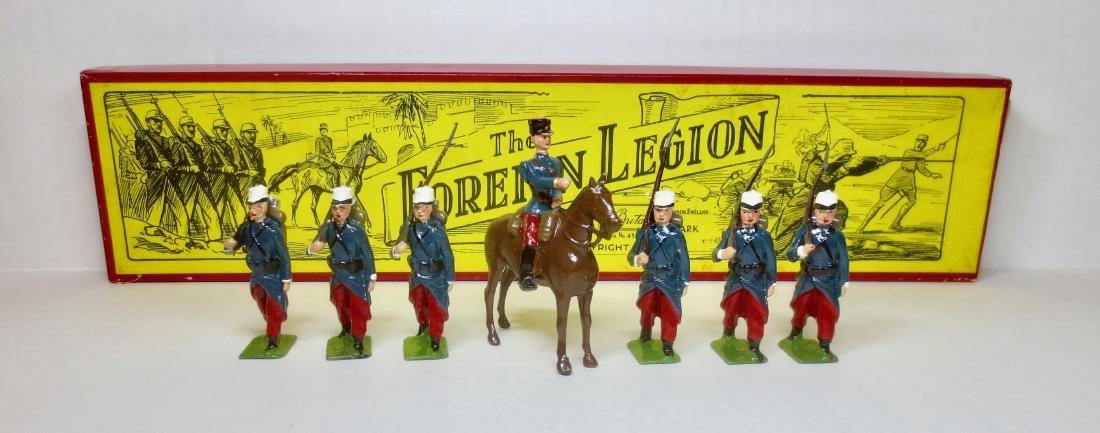 Britains Set #1711 The Foreign Legion