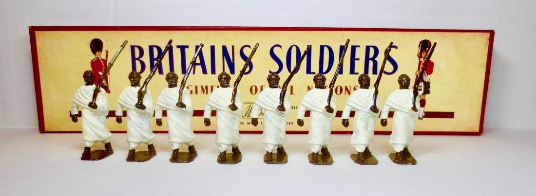 Britains Set #1425 Abyssinian Tribesmen