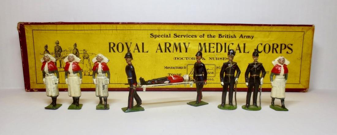 Britains Set #320 Royal Army Medical Corps
