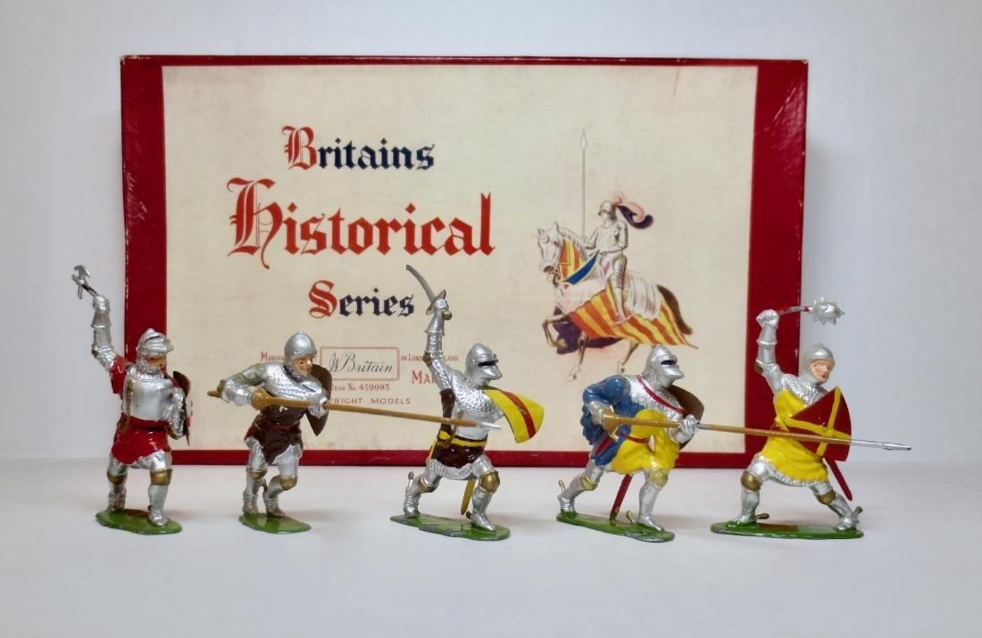 Britains Set #1664 Knight of Agincourt