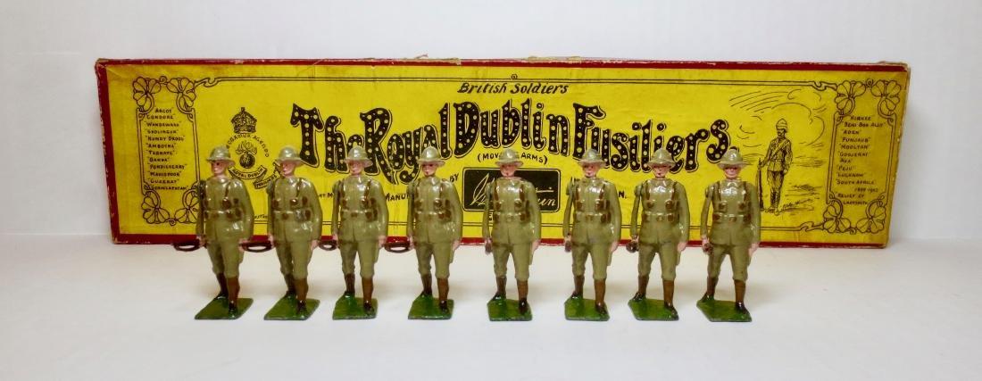 Britains Set #109 The Royal Dublin Fusiliers