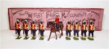 Britains Set 19 The West India Regiment
