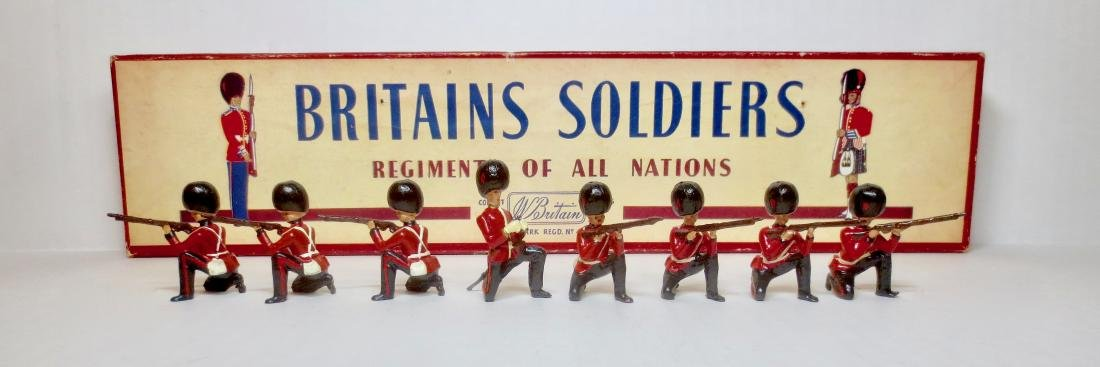 Britains Set #120 The Coldstream Guards