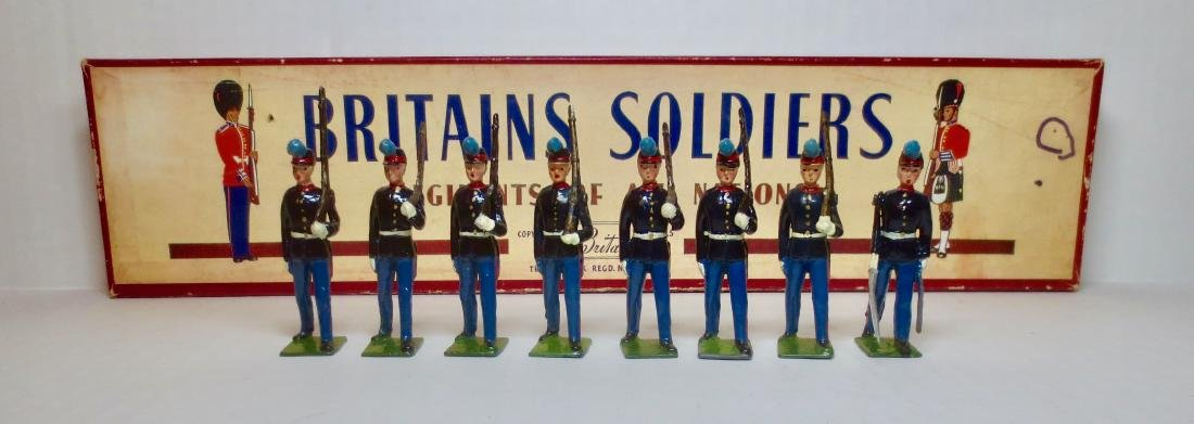 Britains Set #2051 Uruguayan Army