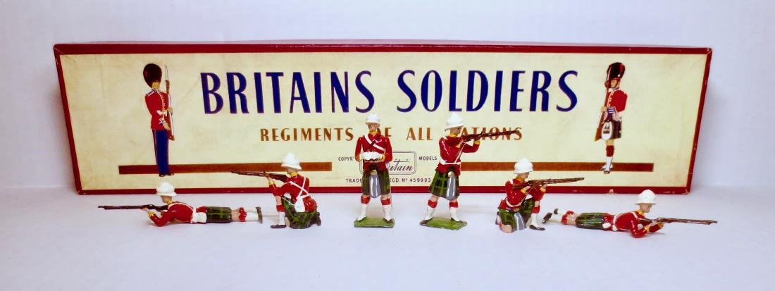 Britains Set #2063 The Argyll and Sutherland