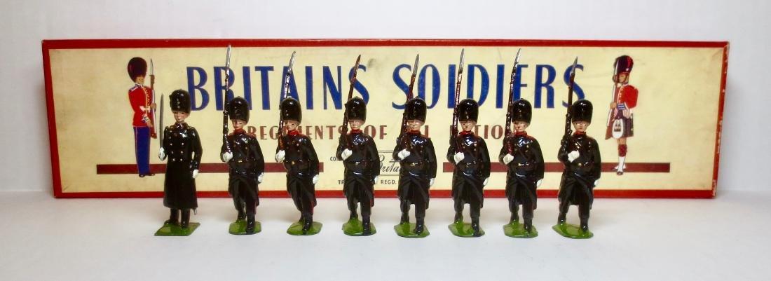 Britains Set #2009 Belgian Grenadiers