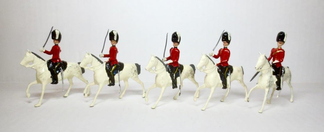 Britains Set #32 Royal Scots Greys