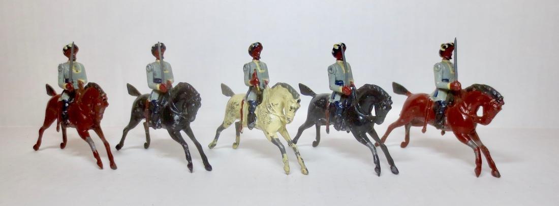 Britains Set #45 3rd Madras Cavalry