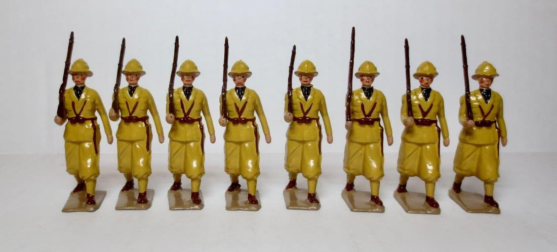 Britains Set #1436 Italian Infantry