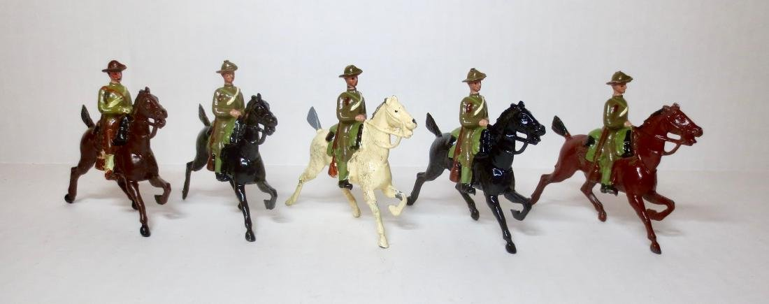 Britains Set #105 Imperial Yeomanry