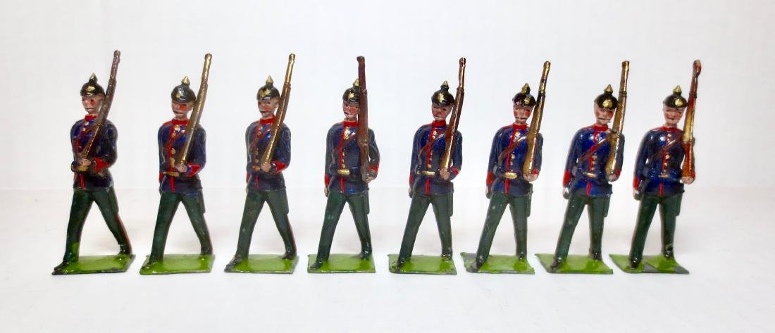 Britains Set #154 Prussian Infantry