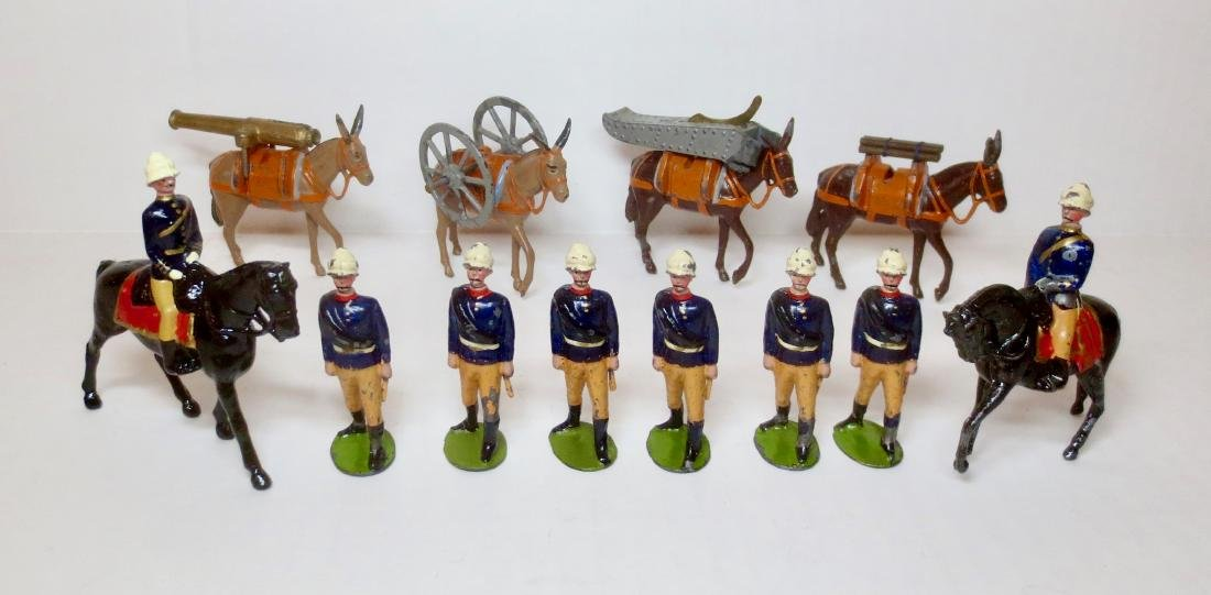 Britains Set #28 Mountain Artillery