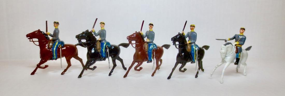 Britains #2055 Confederate Cavalry
