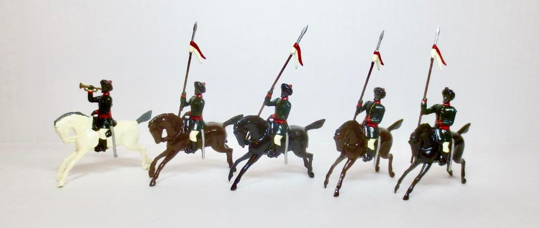 Britains Set #66 13th Duke of Connaught's Own