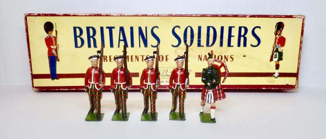Britains Set #212 The Royal Scots