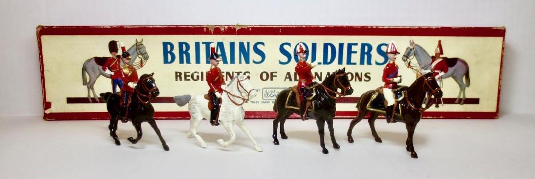 Britains Set #201 General Staff Officers