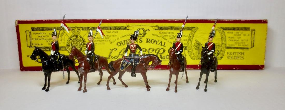Britains Set #24 9th Queen's Royal Lancers