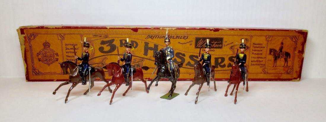 Britains Set #13 King's Own 3rd Hussars
