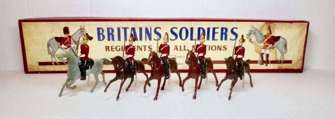 Britains Set #2074 1st King's Dragoon Guards