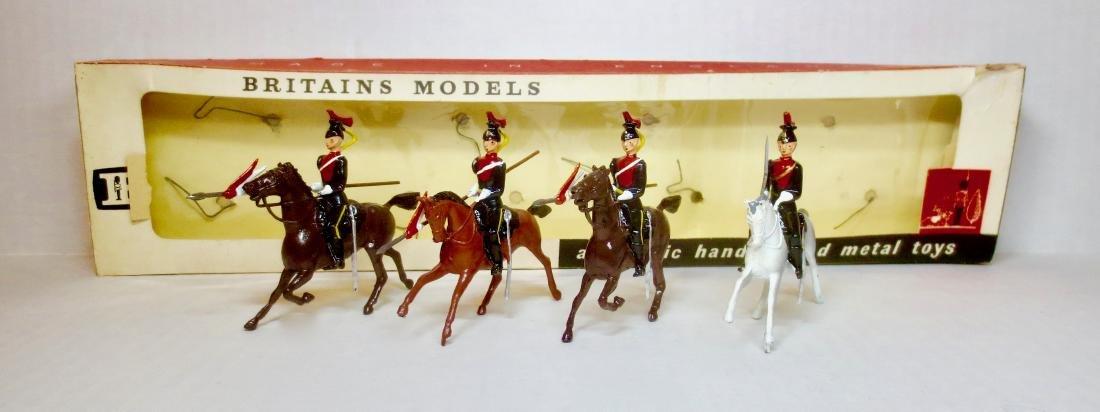 Britains Set #9217 12th Royal Lancers