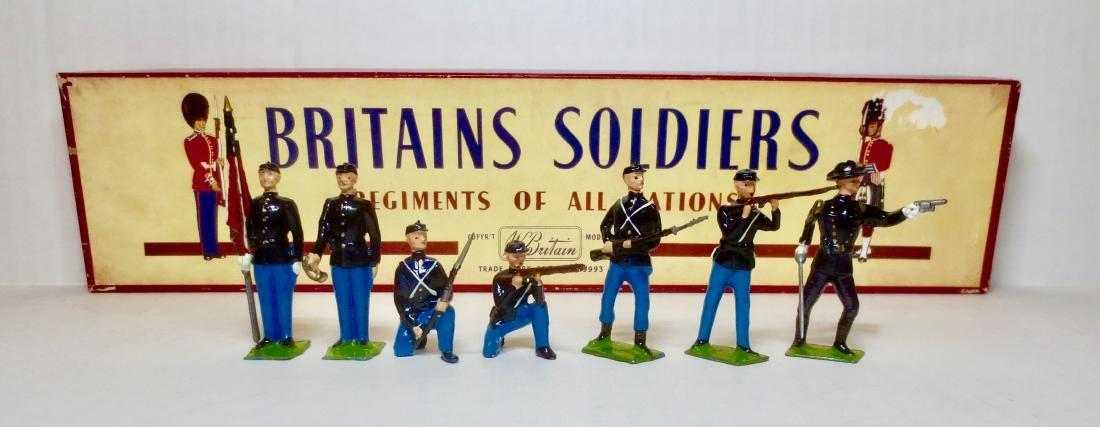 Britains Set #2059 Union Infantry