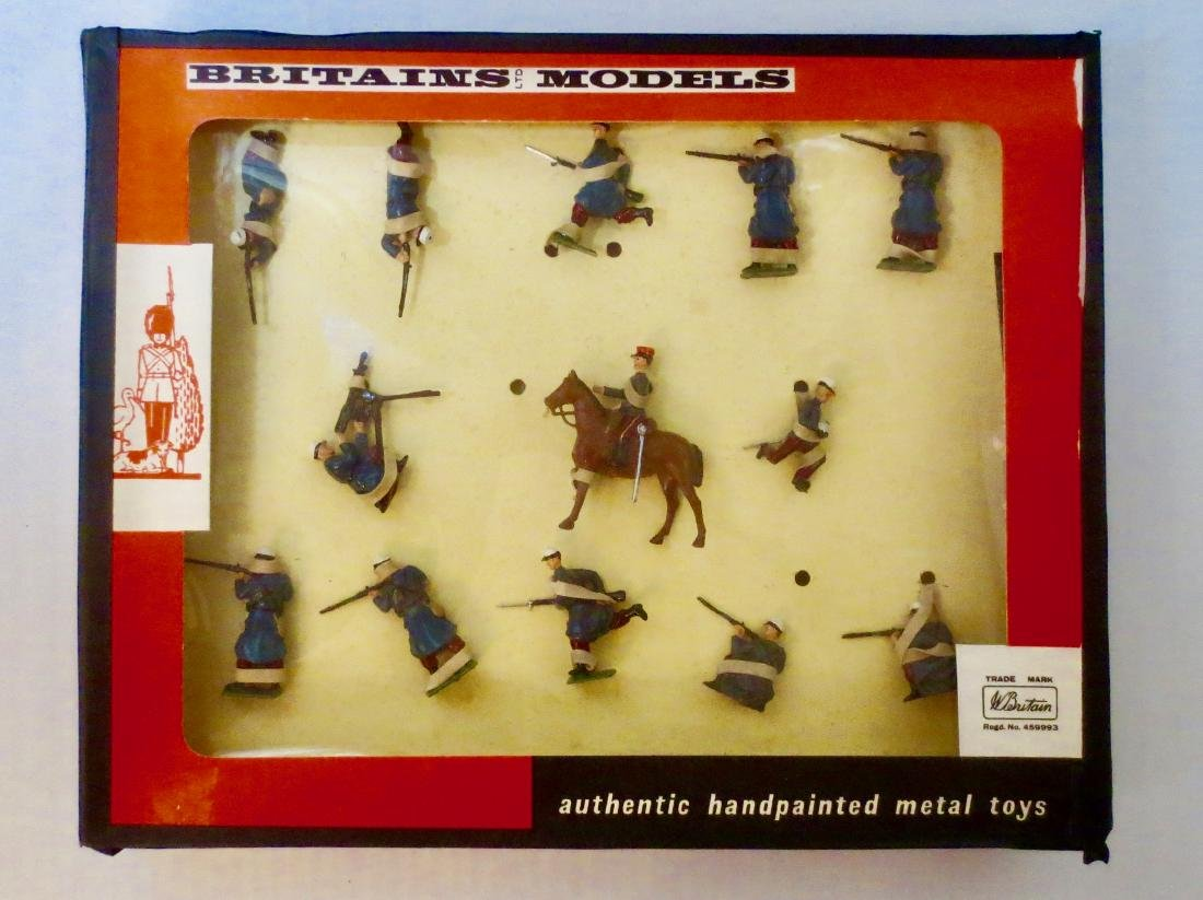 Britains Set #9366 French Foreign Legion