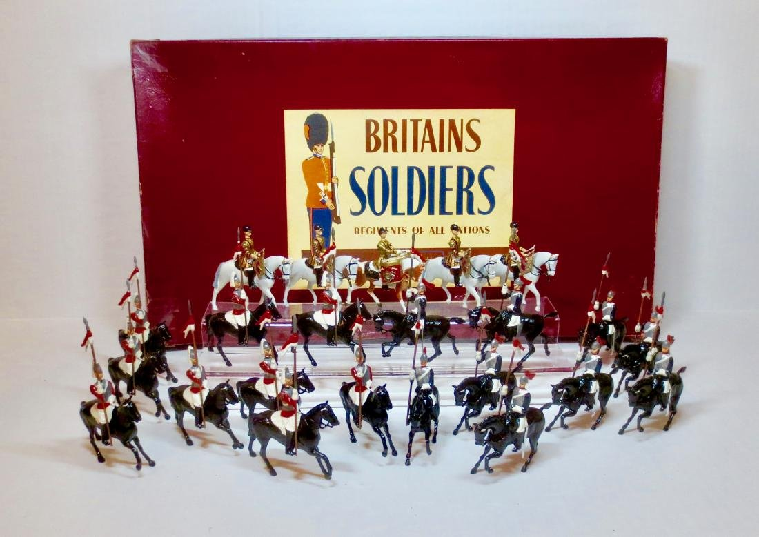 Britains Set #9405 Household Cavalry