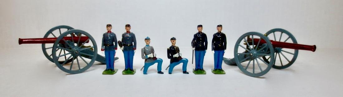 Britains Civil War Artillery Assortment