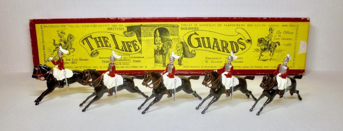 Britains Set #43 The Lifeguards