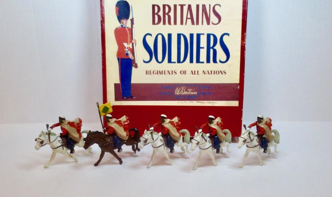 Britains Set #2172 Rare Spahi Algerian