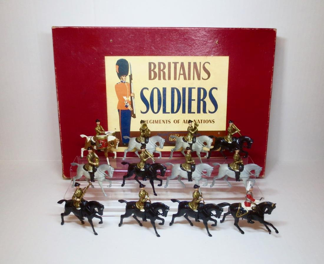 Britains Set #9406 Band of the Life Guards